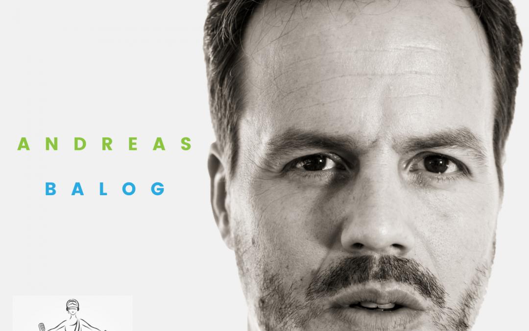 Podcast #2: Andreas Balog: Geschäftsführer beim Samariterbund, Gründer & Vorstand der VUJ, Unternehmensjurist