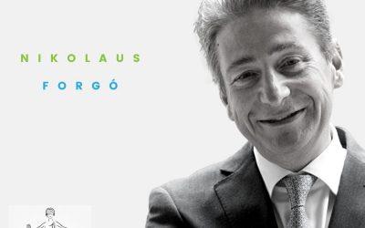 Podcast #3: Nikolaus Forgo: Universitätsprofessor & Institutsvorstand am Institut für Innovation und Digitalisierung im Recht