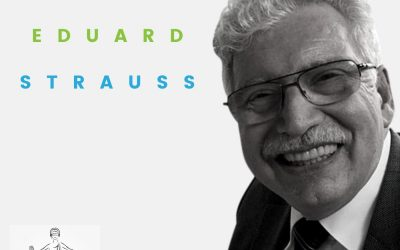 Podcast #7: Dr. Eduard Strauss: em. Senatspräsident des OLG Wien, Verfahrensrichter im BVT-U-Ausschuss und direkter Nachfahre der Strauss-Dynastie
