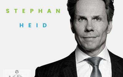"Podcast #6: RA Dr. Stephan Heid: Der ""Vergabepapst"", Partner bei Heid & Partner Rechtsanwälte, Herausgeber des BVergG 2018 Kommentars"