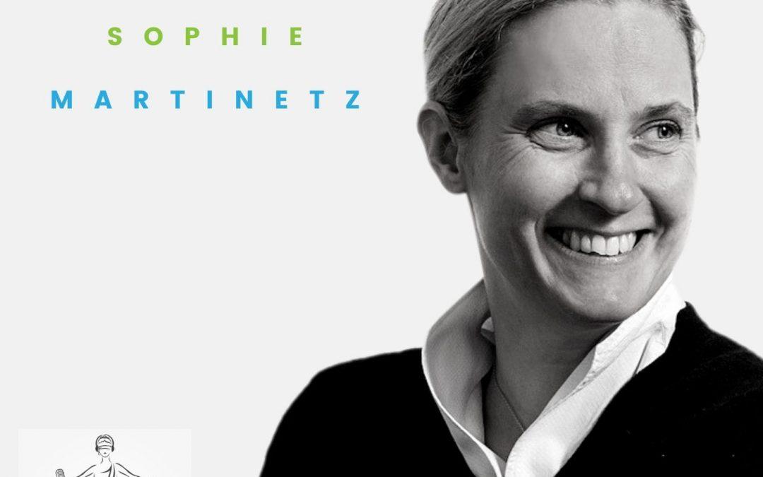 """Podcast #8: Mag. Sophie Martinetz: """"Miss Legal Tech"""", Gründerin von Future-Law, Seinfeld Professionals & Northcote.Recht"""