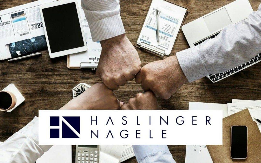 Haslinger / Nagele Rechtsanwälte: Wechsel und Wachstum