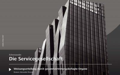 """Neue MANZ-Zeitschrift und Jahrestagung """"Grauzonen"""" beleuchten Unternehmen im Recht"""
