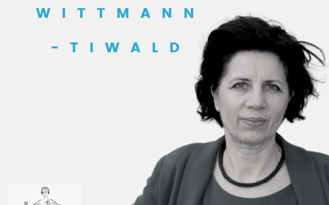 Podcast #12: Dr. Maria Wittmann-Tiwald Präsidentin des Handelsgerichts, Vorsitzende der Fachgruppe Grundrechte in der Richtervereinigung