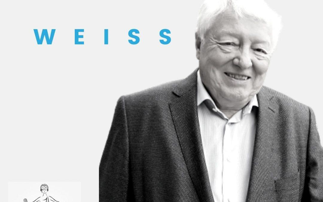 Podcast #13: Dr. Erich Weiß: 1. Generalanwalt in der Generalprokuratur beim OGH i.R. & Geiselopfer