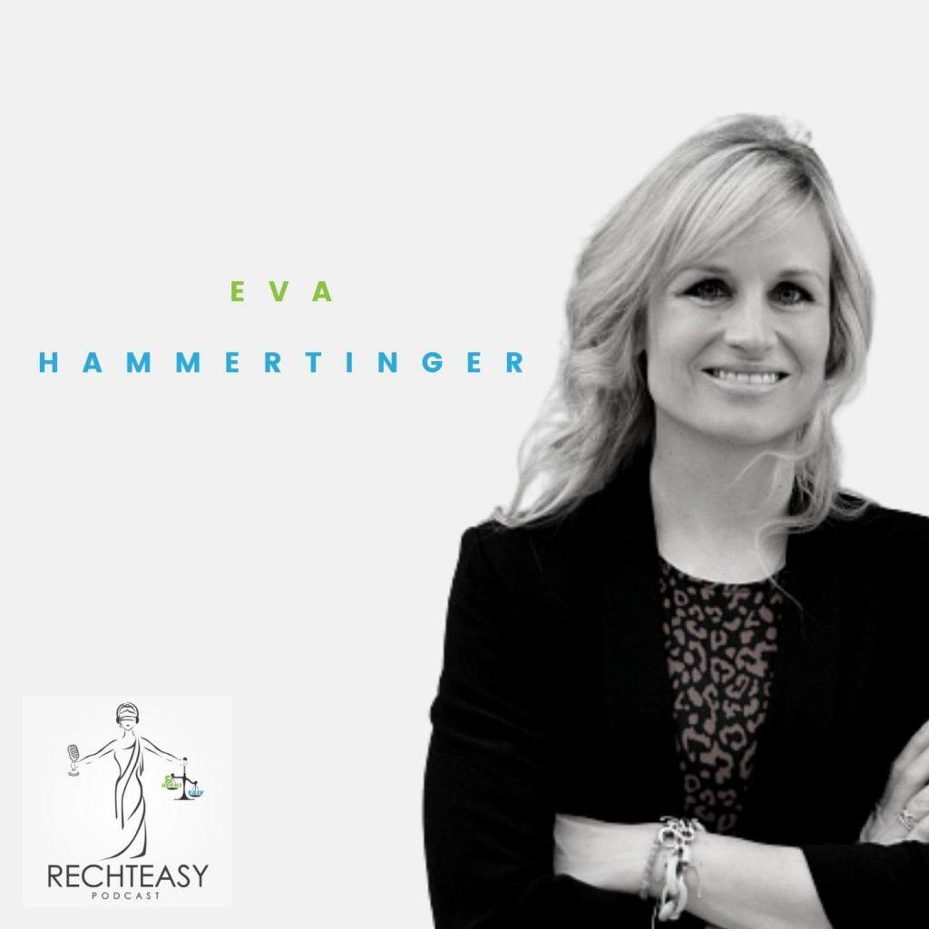 Podcast #14: Eva Hammertinger, Rechtsanwältin und Unternehmensberaterin. Medienrecht, Krisenkommunikation, Krisenmanagement uvm.
