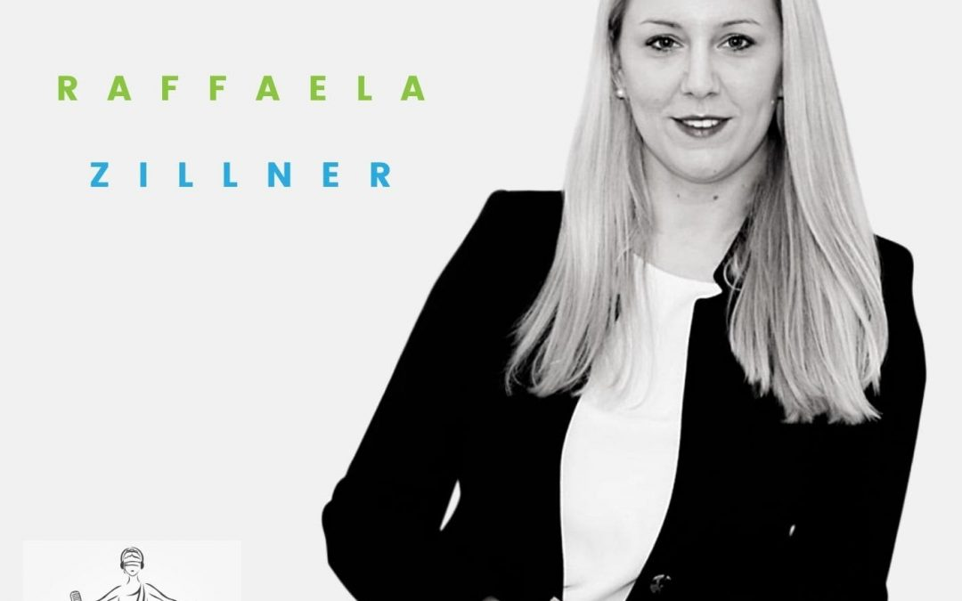 #15: Dr. Raffaela Zillner, LL.M: Generalsekretärin der OVWG und Vorstandsmitglied des Juristenverbands