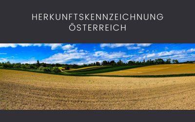 Moosbrugger: Herkunftskennzeichnung – LK Österreich legt Entwurf vor