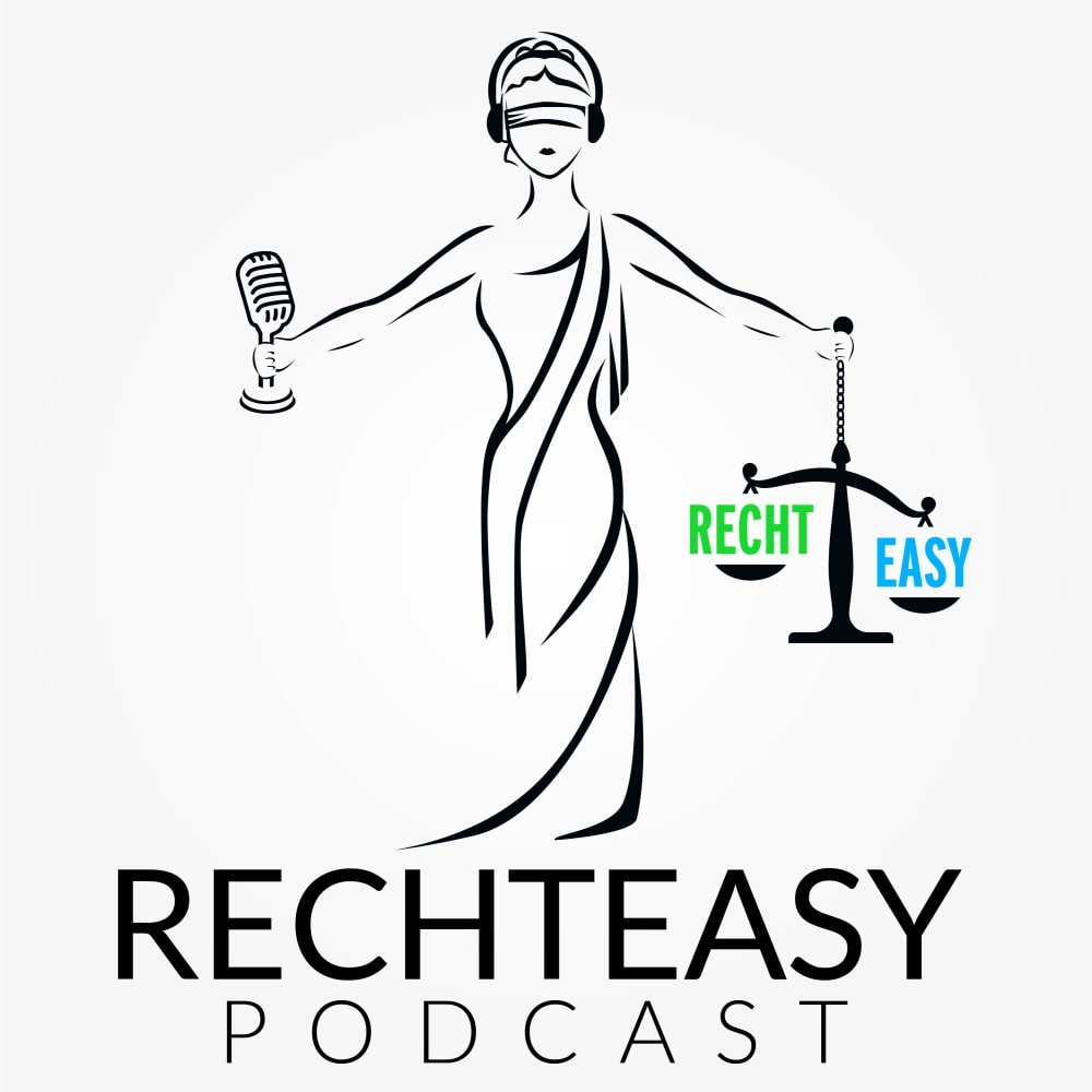 RechtEasy Podcast Cover