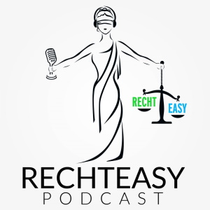 RechtEasy Podcast Cover