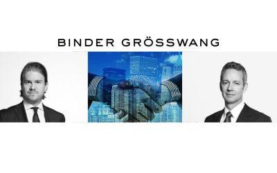Binder Grösswang beriet OLMeRO AG beim Erwerb der INFO-TECHNO Baudatenbank GmbH von der WEKA Gruppe