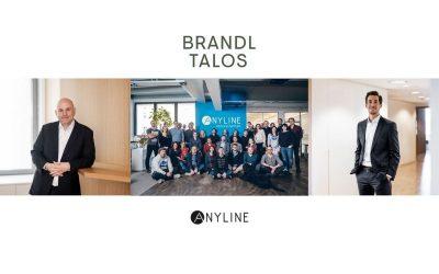 BRANDL TALOS berät Anyline bei Wachstums-Finanzierungsrunde