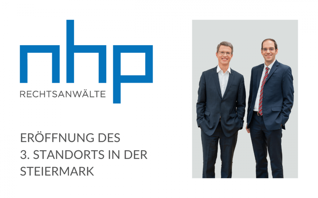 Niederhuber & Partner go Graz